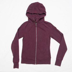 Lululemon Scuba hoodie size 4 plum